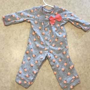 Other - 3 month long sleeve romper